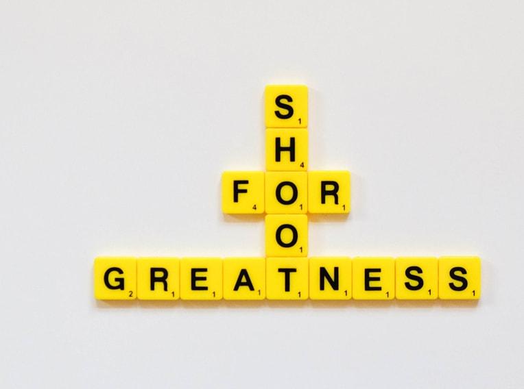 No temas renunciar a lo bueno por perseguir lo grandioso